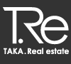 TAKA Real estate footer logo